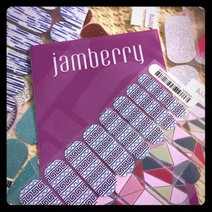 Jamberry lot of nail wraps new
